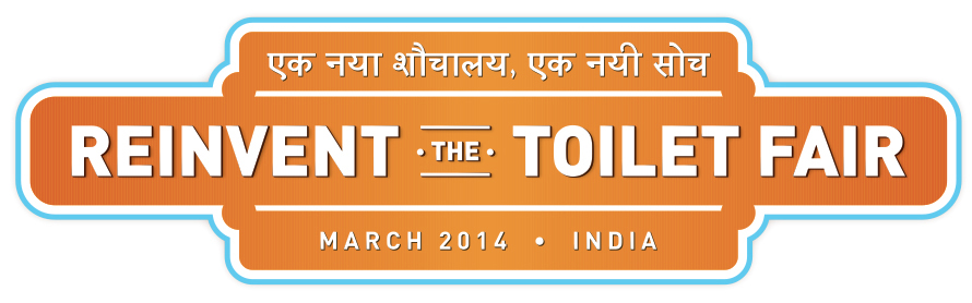 reinvent the toilet logo